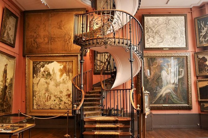 Surprise in Pigalle: Private tour of the Gustave Moreau Museum