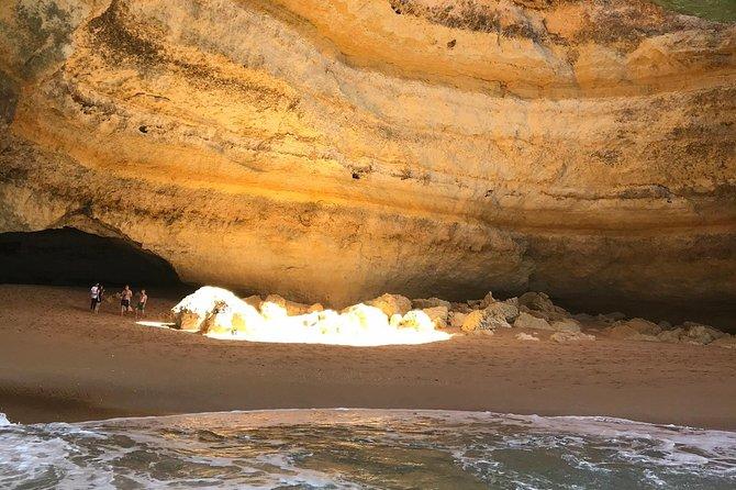 Benagil Caves trips