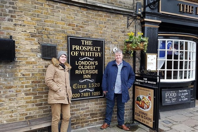 Private London Pub History and Brewery (Full Day Tour)
