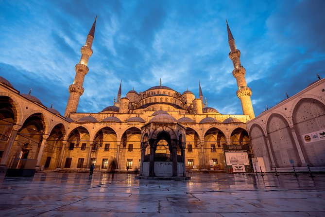 Full-Day Istanbul Guided Cultural Tour with Entrance Tickets