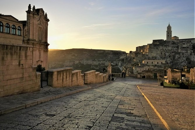 Tour of the Sassi of Matera