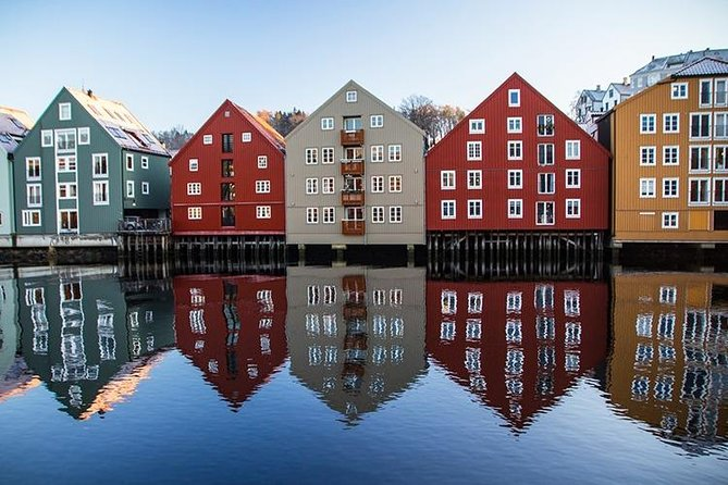 Trondheim (TRD) to City Center to Airport - Private Transfer