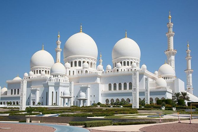Abu Dhabi (AUH) to City Center to Airport - Private Transfer