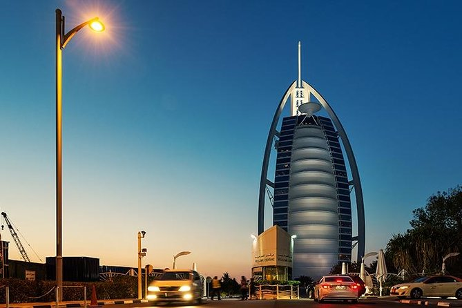Dubai Airport (DXB) to City Center to Airport - Private Transfer