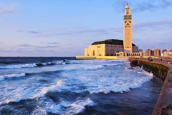 Casablanca (CMN) to City Center to Airport - Private Transfer