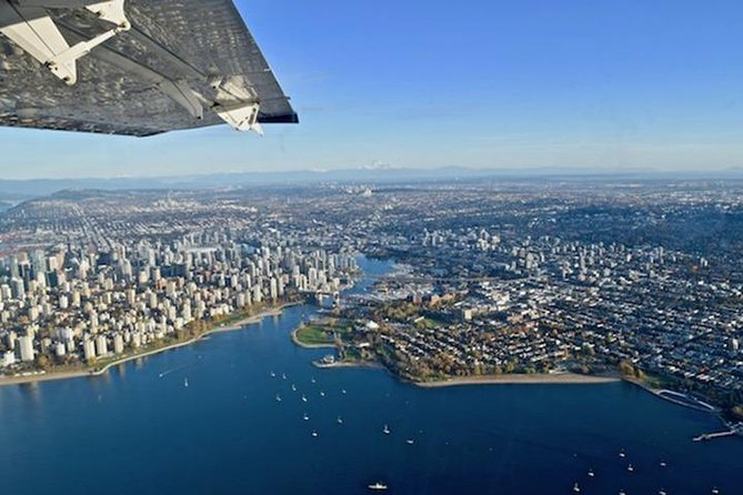Vancouver City Tour With Capilano Suspension and Harbour Sea Plane Adventure