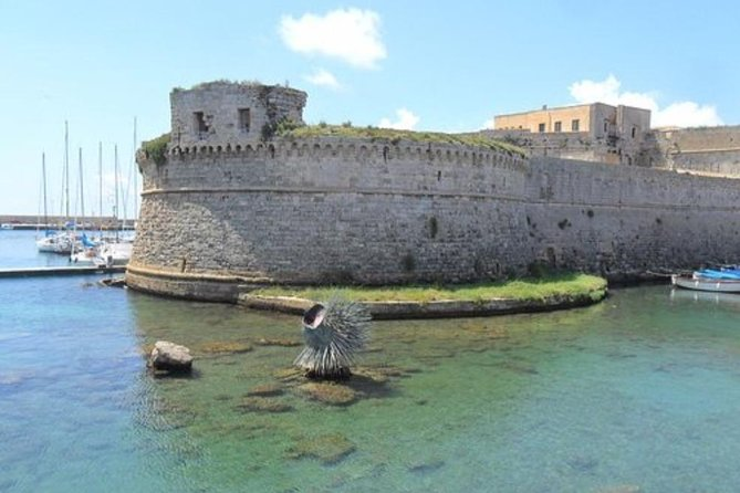 Gallipoli guided tour + light lunch
