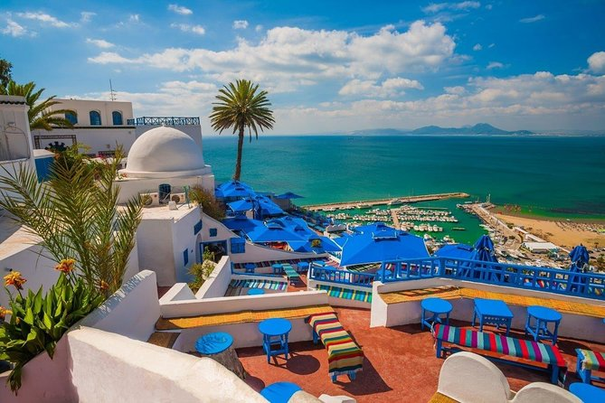 8-Day Tunisia Tour from Tunis with Dougga and Sidi Bou Said