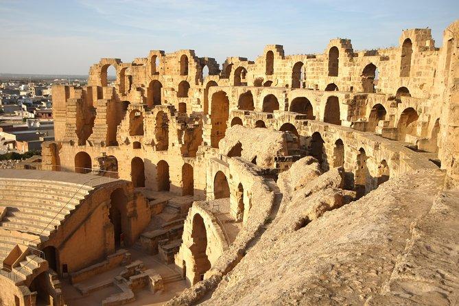 3-Day Tunisia Tour with Sidi Bou Said and Kairouan from Tunis