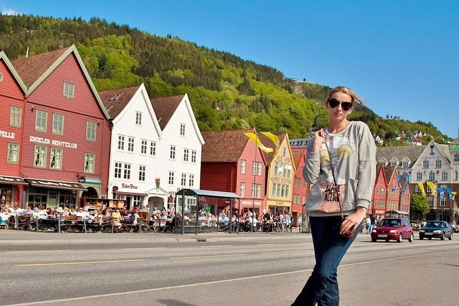 PRIVATE TOUR: Bergen city sightseeing, 5 hours
