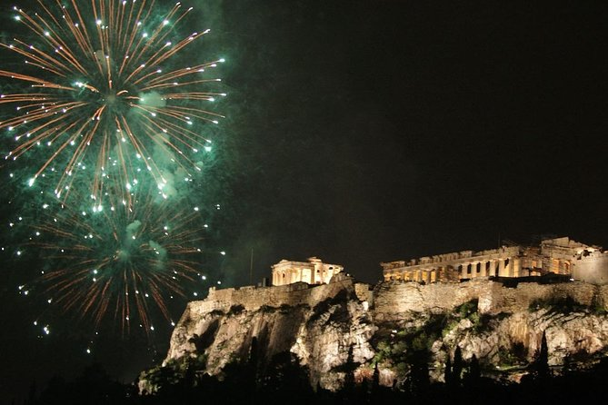 4 Days Christmas in Greece Private Tour