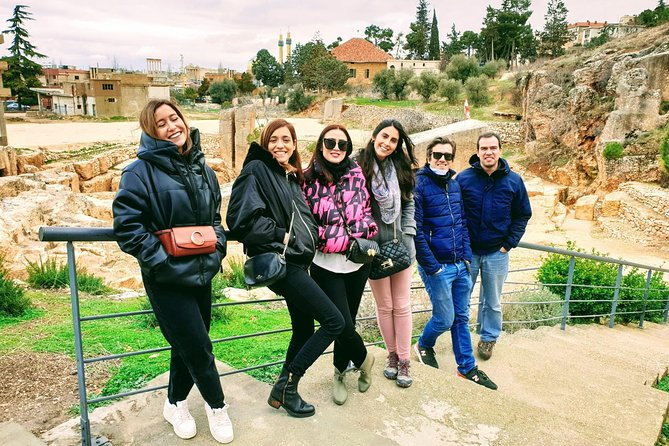 Sightseeing all-inclusive Private Tour to Baalbek, Anjar and Ksara