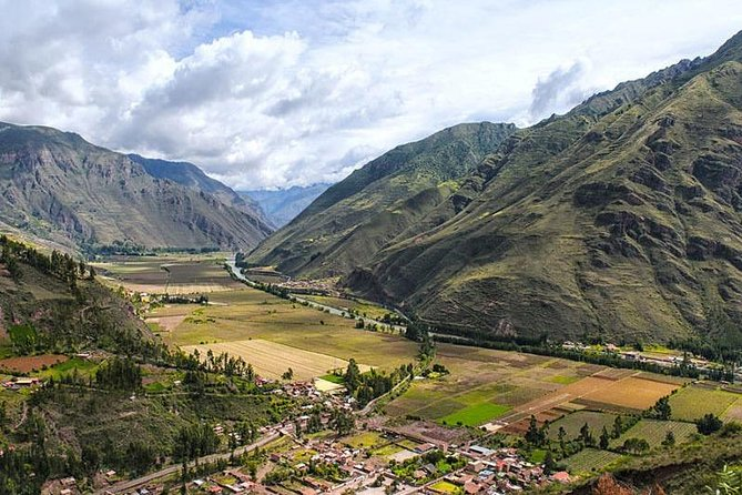 the Incas' Sacred Valley