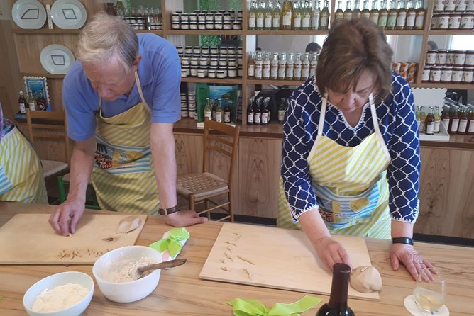 Private cooking class at the old mill in Portofino