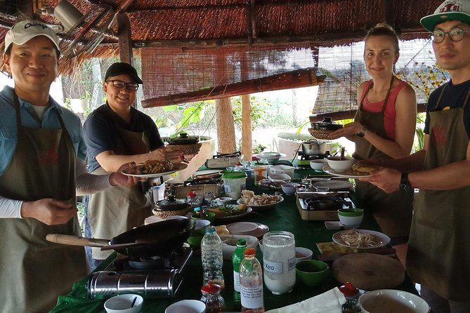 Market to Farm to Table Vietnamese Cooking Experience