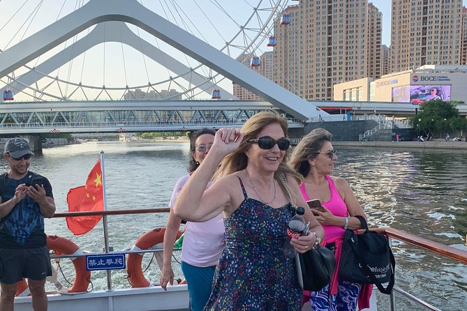 Tianjin Private Day Trip City Tour from Beijing by Bullet Train (Flexible)
