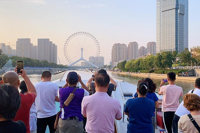 Tianjin Private Day Trip from Beijing by Car/Coach with River Cruise