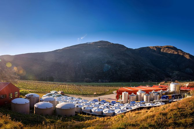 Gibbston Valley Winery Tour - Guided w/ Wine Tastings