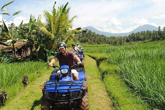 Full-Day Bali ATV Ride Adventure and Spa Packages