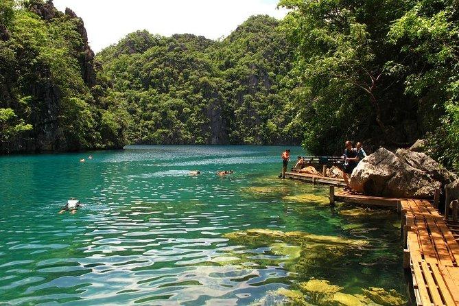 Coron Ultimate Island Tour