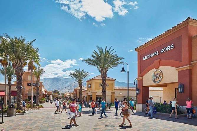 Palm Springs Factory Outlet One Day Tour