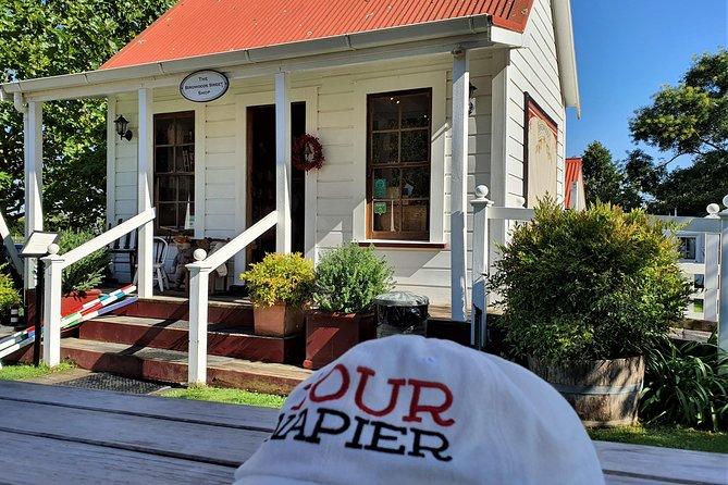 Visita turística privada de Napier y el área de la Bahía
