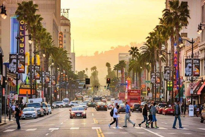 Day Tour from San Francisco to Los Angeles