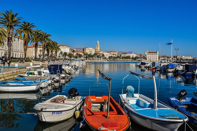 Split Walking Tour - discover charming corners of the old city with us!