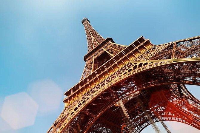 English Spoken Eiffel Tower Climbing Experience