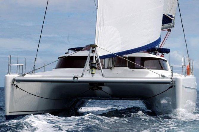Skipper training - catamaran