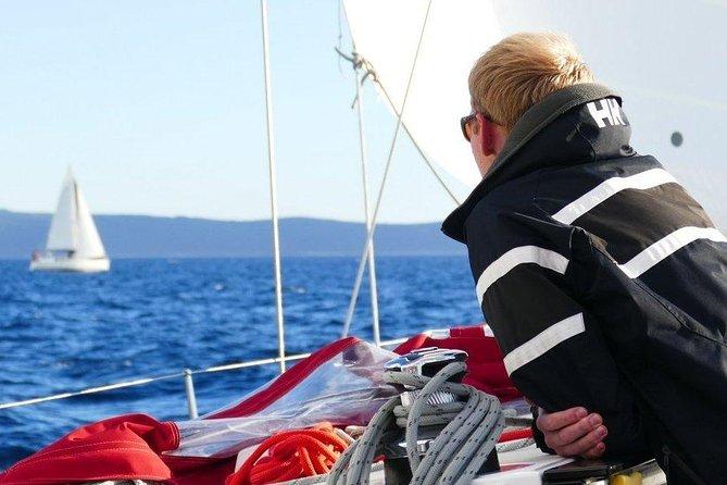 Skipper training - yacht