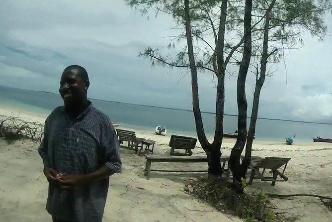 Snorkeling At Misali Island