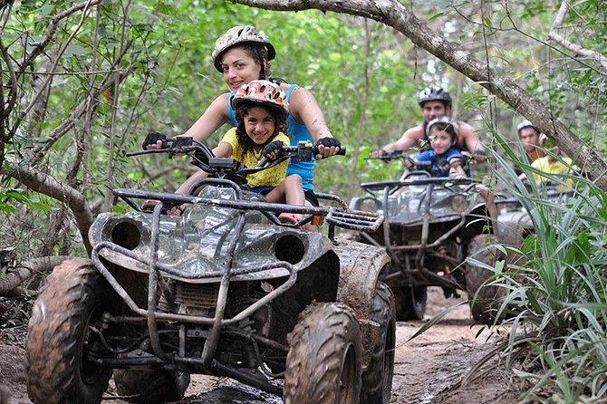 1 Hour ATV Riding in Phuket