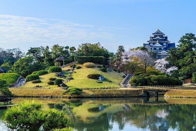 Okayama Half-Day Private Trip with Nationally-Licensed Guide