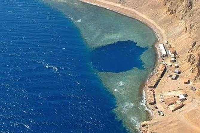 SNORKEL BLUE HOLE AND RAS ABU GALLUM FROM SHARM El SHEIKH