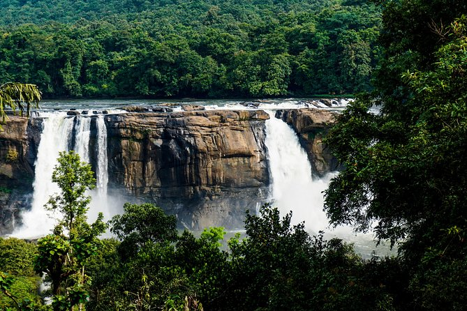Athirapally Waterfalls from Cochin