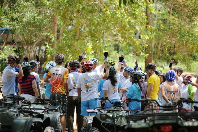ATV Riding and Team Building Activities in Phuket