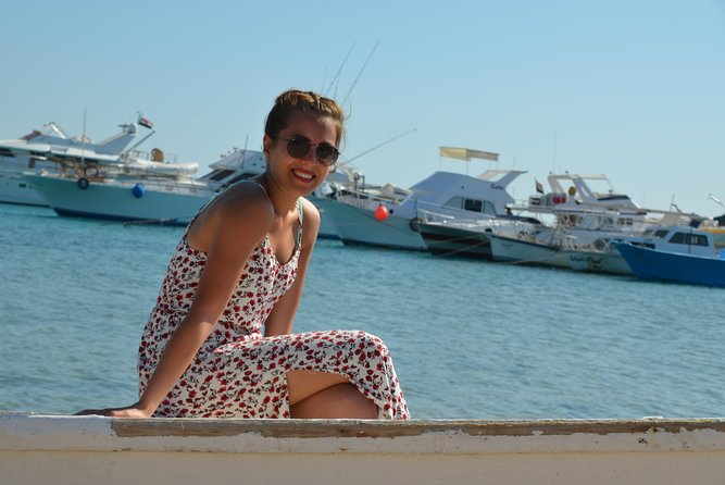 4 Hours Snorkeling With the Dolphins by a Speed Boat (Private) - Hurghada photo 6