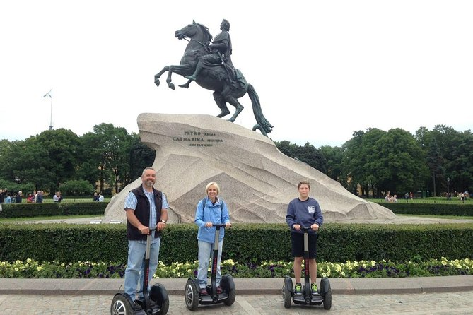 Though by Peter – Segway tour