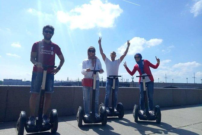 Secrets and Legends of the Northern Capital – thematic Segway tour