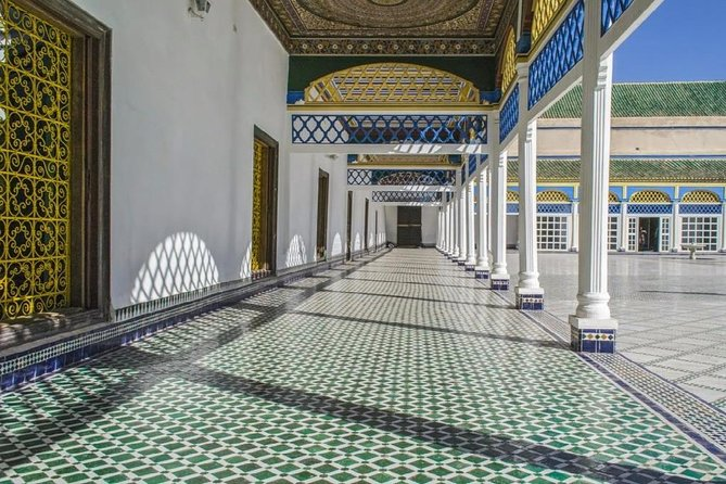Marrakech Half Day City Tour