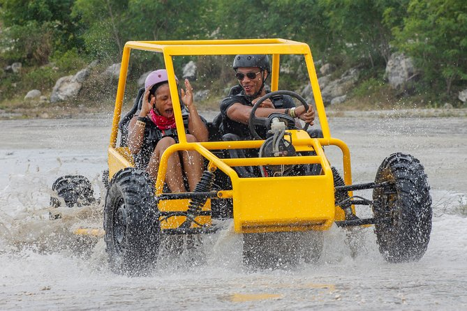 Bavaro Adventure Park Tour from Punta Cana