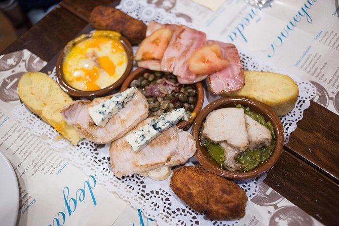 Andalusian Wine & Cuisine Tasting