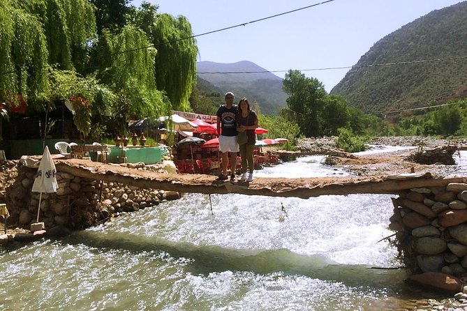 High Atlas Mountains - Ourika Valley Full-day Trip from Marrakech