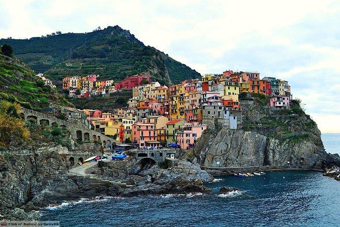 Private Full Day Tour from Genova pier: Cinque Terre