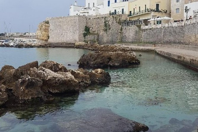 Otranto, guided city tour + light lunch