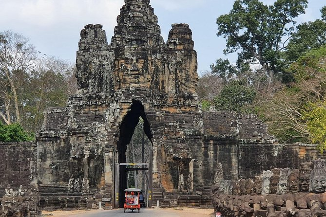 4 Day Private Tour in the Siem Reap Area