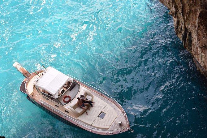 Positano & Amalfi Coast boat tour from Naples