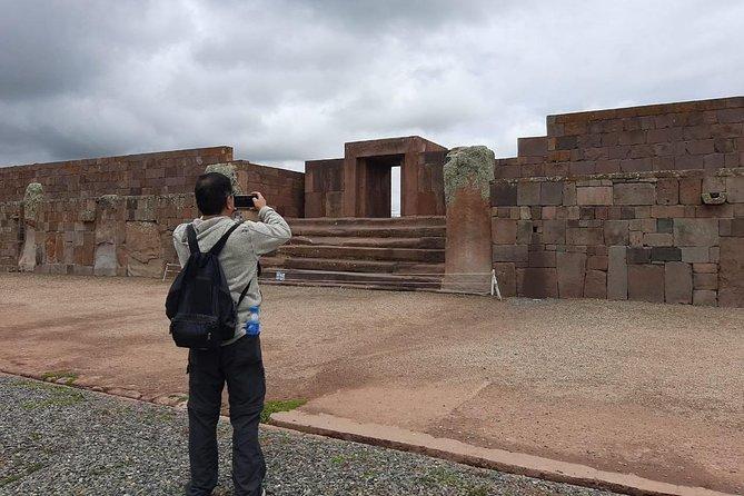From La Paz: Private Tour to Tiwanaku Ruins and Puma Punku.
