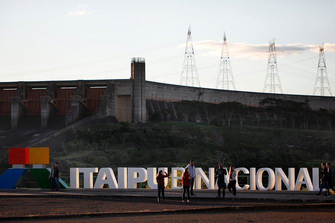 Itaipu Panoramic Visit Ticket